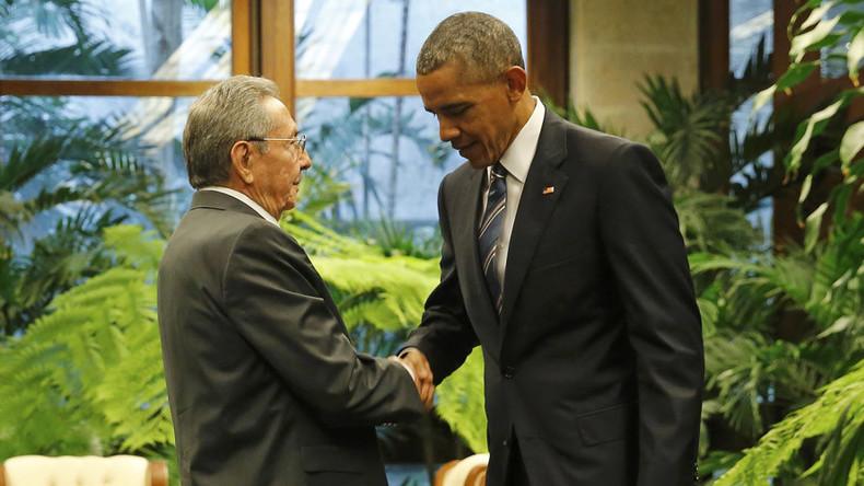 Obama's Cuba visit: Goodbye to 'Viva la Revolución!'