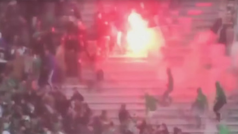 2 dead in violent clashes between Moroccan football fans (VIDEO)