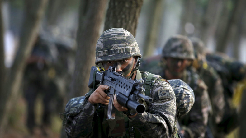 S. Korea forms elite 'Spartan 3000' unit to counter North