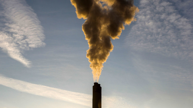 We're #1! Carbon dioxide is at highest rate in 66 million years