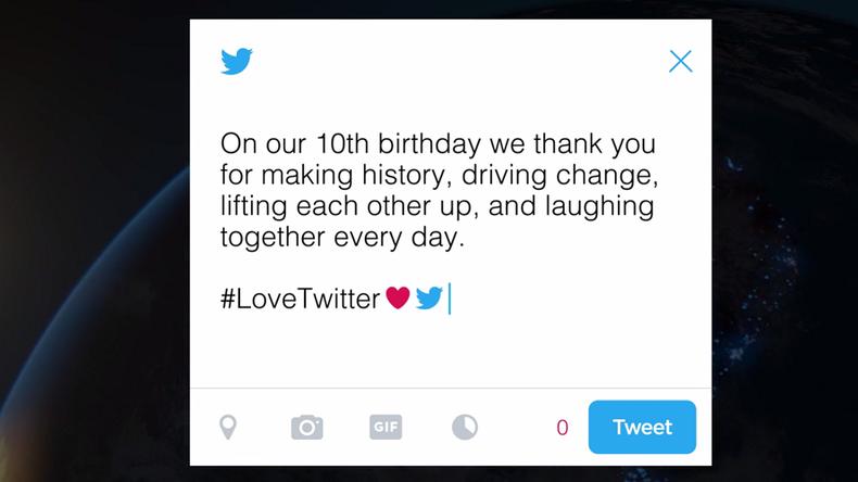 #HappyBirthdayTwitter: 10 hashtags that reflected zeitgeist
