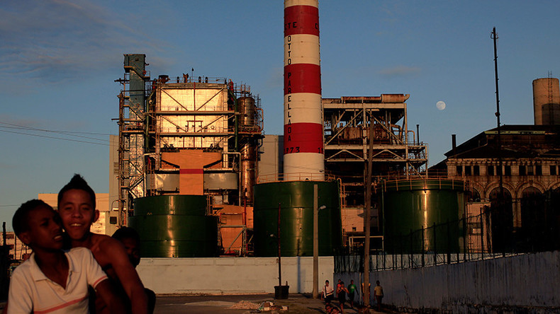 Russia to install four power generators in Cuba
