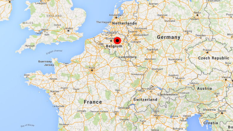 1st time ever: Highest level terror alert in Belgium, borders reportedly closed