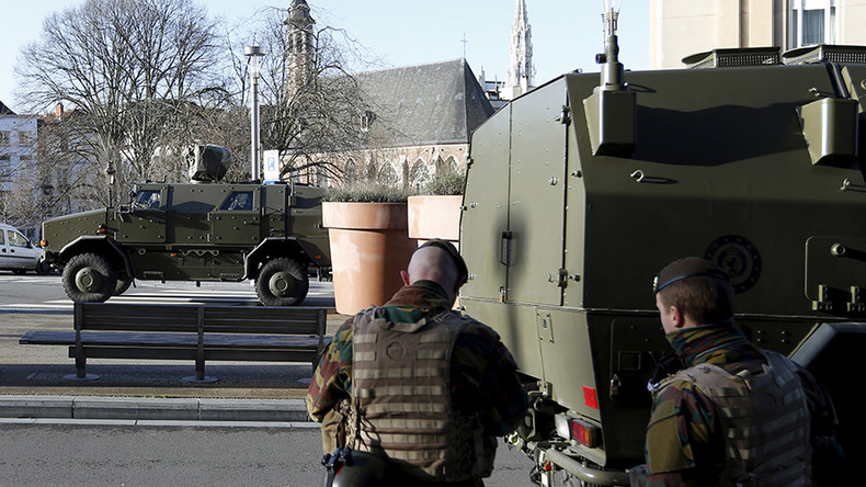 Brussels terror attacks follow months of tension & uncertainty in Belgian capital