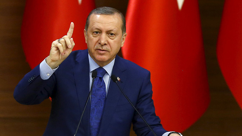 Erdogan offers help to Brussels after his ominous warning of terror threat to city