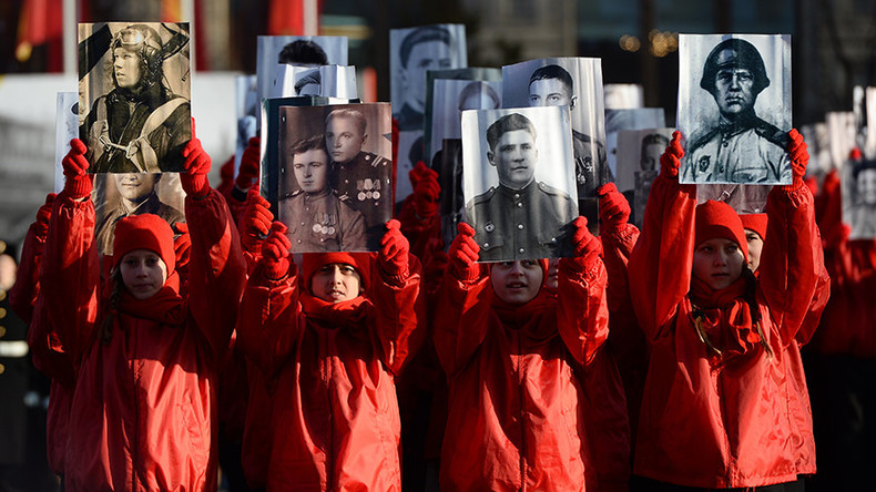 4 nations to join Russia's 'Immortal Regiment' initiative commemorating WWII victory