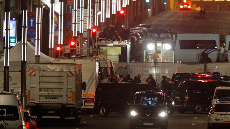 London has the jitters after Brussels attacks - op-ed