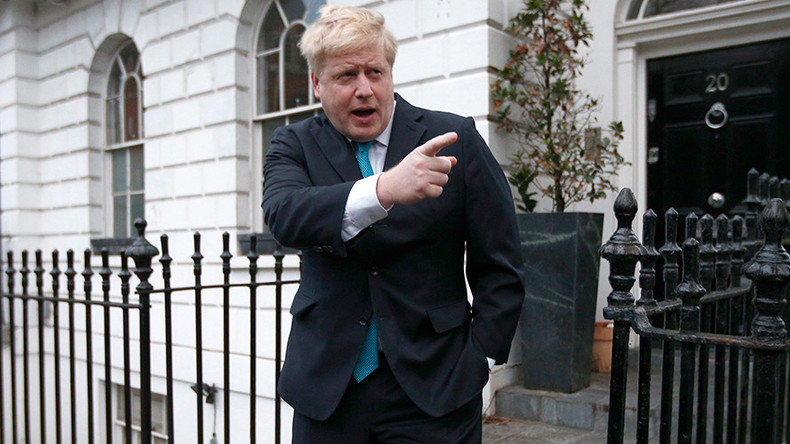 Boris Johnson 'deluded' on EU regulations, Treasury chair says