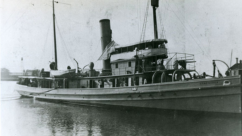 US Navy ship lost for 95 years found off California coast