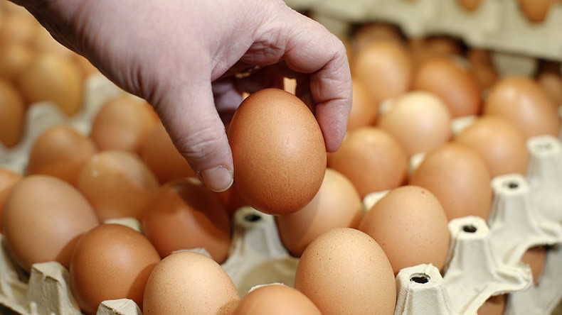 Largest US egg producing state operating with no safety inspections