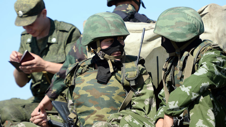 Russian special forces active in Syria, give recon & targeting for warplanes, general confirms