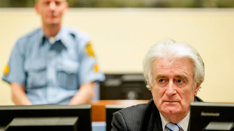 Bosnian Serb leader Karadzic responsible for 'Srebrenica genocide', sentenced to 40 years