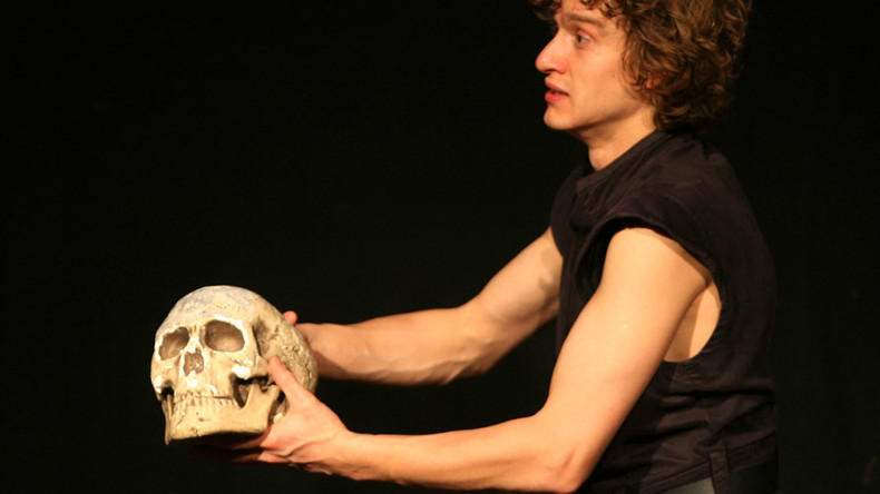 Alas, poor William! Shakespeare's skull missing from grave, likely stolen