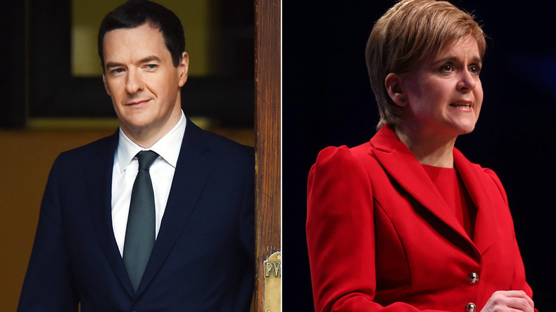 Scottish deficit deepens as SNP preps for second independence drive