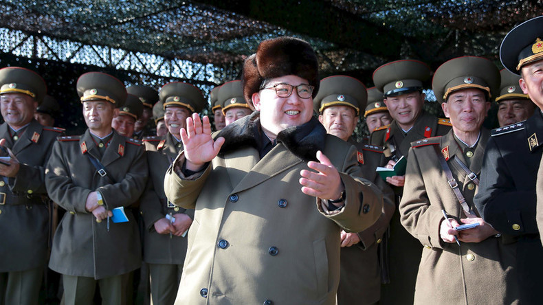 Kim Jong-un orders artillery drill 'targeting' S Korean leader, says will turn Seoul into 'ashes'