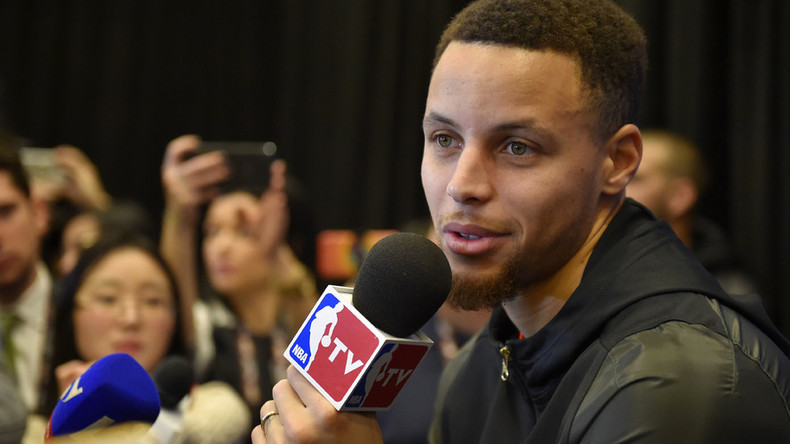 Endorsements put Stephen Curry on fast track to top of NBA pile