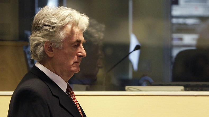 'Selective, settling scores': Russia, Serbia lash out at UN war tribunal's Karadzic verdict