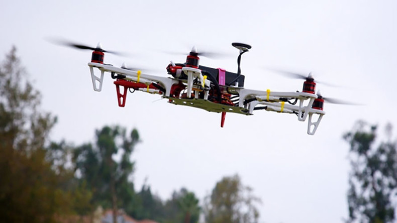Startup beats Amazon: Drone delivers 'emergency' package to Nevada residence