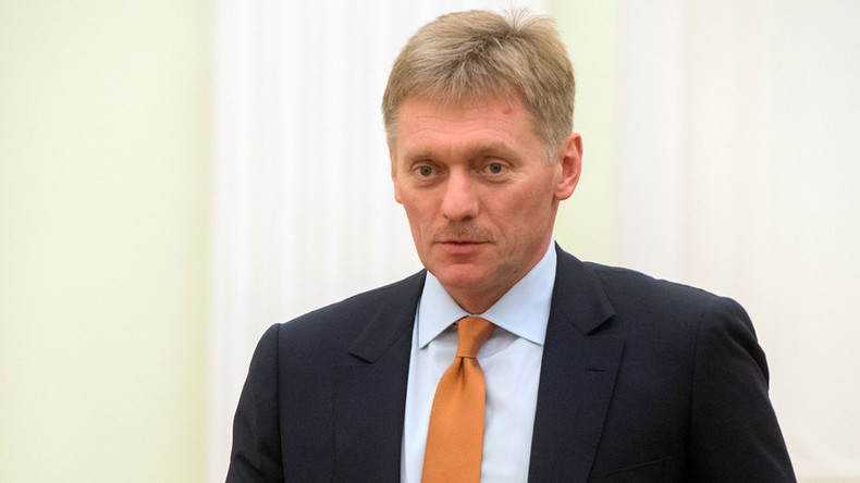 'Russia at war with Anglo-Saxon media' – Putin spokesman