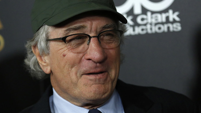 Robert De Niro pulls controversial anti-vaxxer film from Tribeca Film Festival
