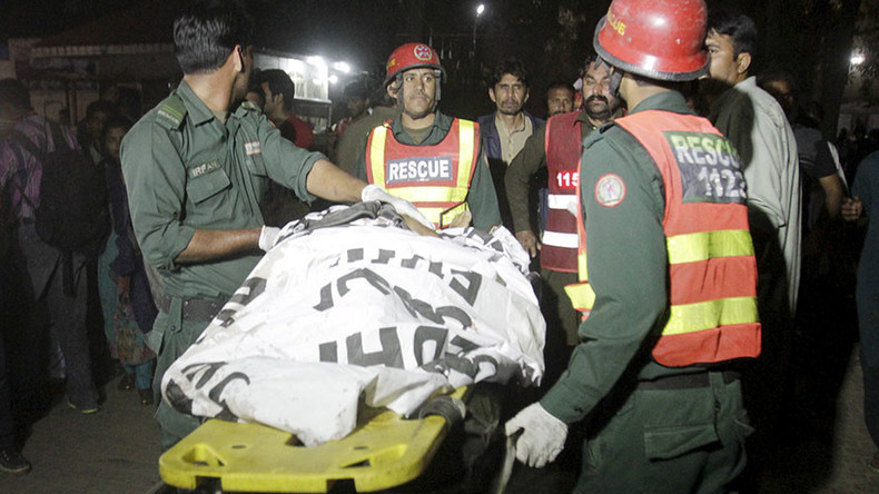 Tears for Brussels but not Pakistan: How celebs and politicians (didn't) react to Lahore attack