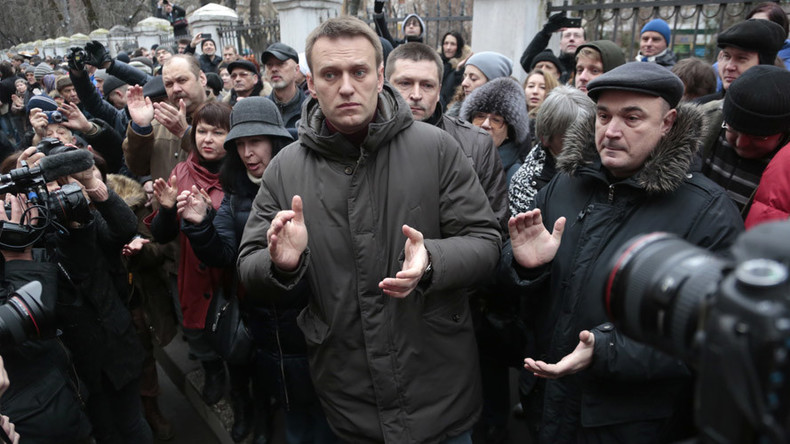 Swiss refuse whistleblower Navalny's request to probe top Russian law enforcer's family