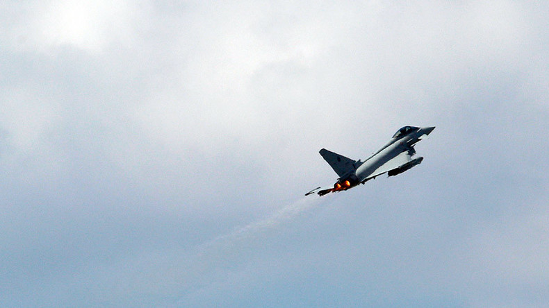 Russian defense minister's plane followed by NATO jets over Baltic Sea