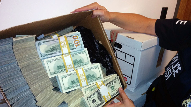 '$1.2 billion slush fund': Justice Dept. resumes controversial asset forfeiture 'equitable sharing'