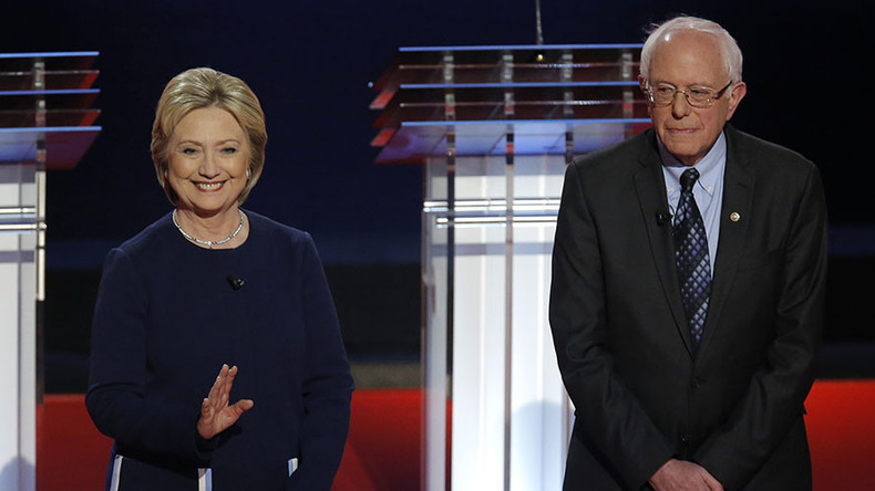 Tone it down: Clinton may back off debating Sanders