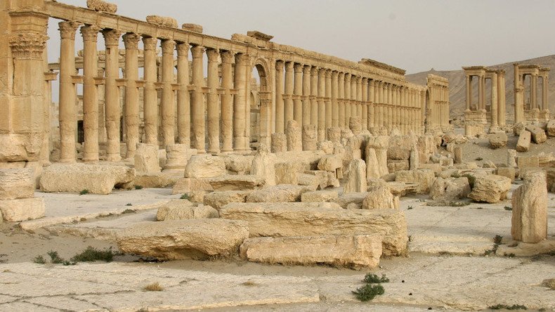 Palmyra before & after: ISIS occupation has done 'enormous damage' (PHOTOS)