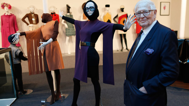 Pierre Cardin to produce clothes in Russia