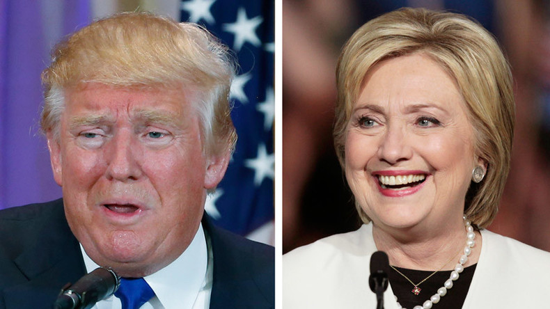 Trump and Clinton: Censoring the unpalatable - John Pilger