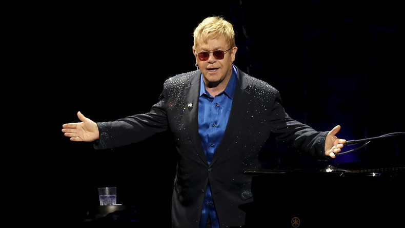 Israel denies Elton John was asked to 'declare loyalty' to gain visa