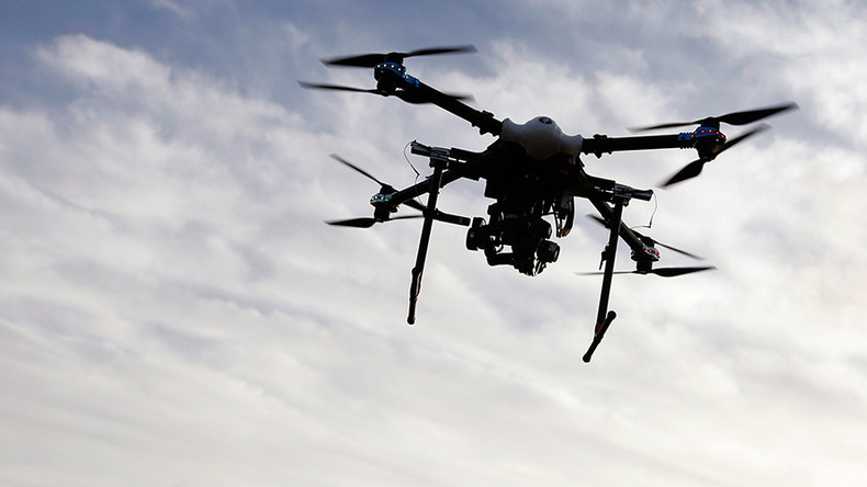 Safe flying: Drones to notify airports on location of their flights