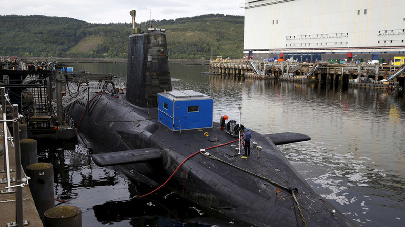 Nuclear hacks: Trident cyber-defenses to be revamped amid ISIS, rogue-state hacker threat