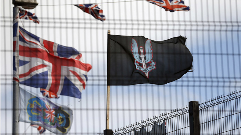 'Dithering' Cameron bans SAS from hunting ISIS chiefs