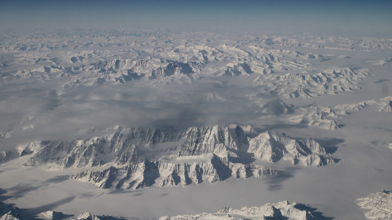 OMG: NASA shares awesome aerial views of Greenland's ice sheet (PHOTOS)