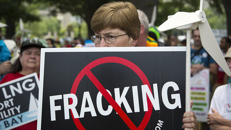 Majority of Americans oppose fracking – poll