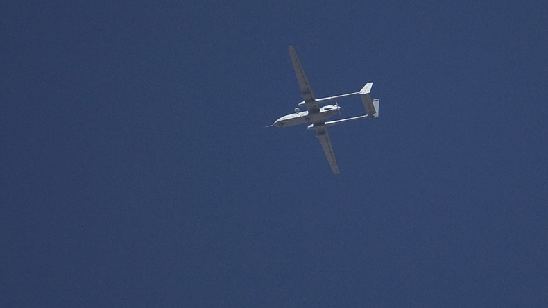 Are Saudis buying Israeli drones through South Africa?