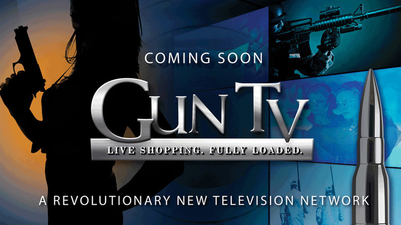 """Fully loaded"": Gun TV is the new late night home shopping channel for firearms fans"