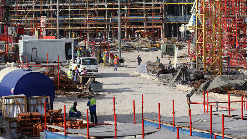 Amnesty slams Qatar & FIFA over World Cup working conditions
