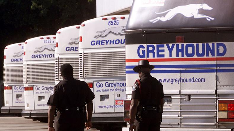 Four shot at Greyhound bus station in Richmond, Virginia; suspect dead