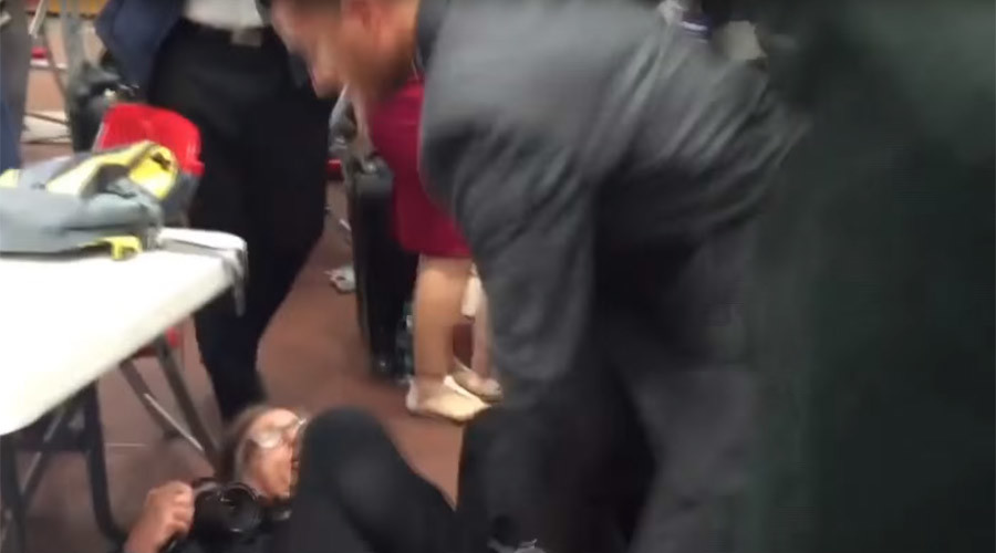 Secret Service promises 'appropriate steps' after investigating agent's assault on TIME photographer