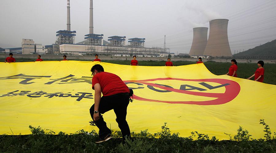 Anti-fossil fuels activists to shut down UK's biggest coalmine