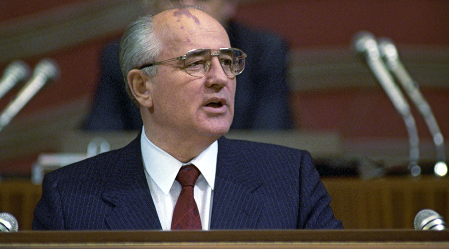 Gorbachev turns 85: Russians still split over former leader's role in history, poll shows