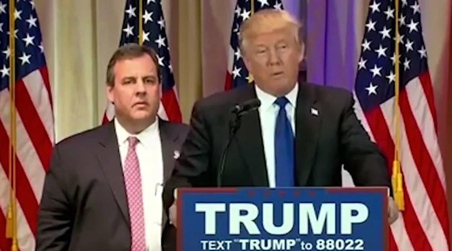 Free Chris Christie: The Donald's Super Tuesday win trumped by NJ governor's face