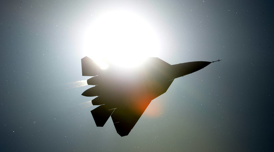 Russia designing 6G fighter jet – Air Force chief
