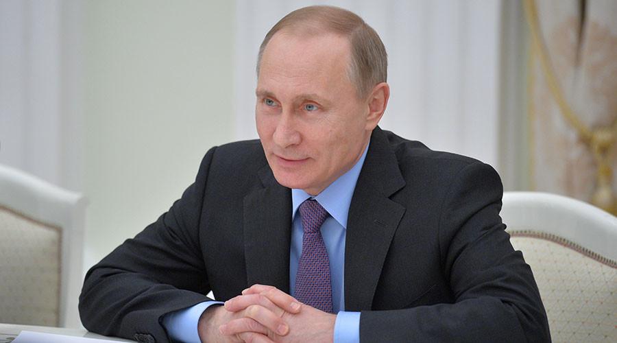 Putin's electoral rating hits 4-year high