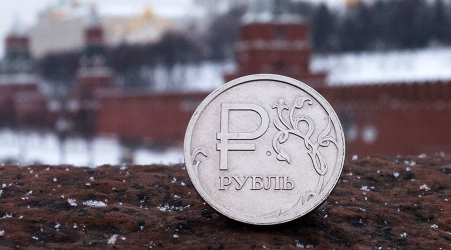 Deutsche Bank positive on Russian ruble