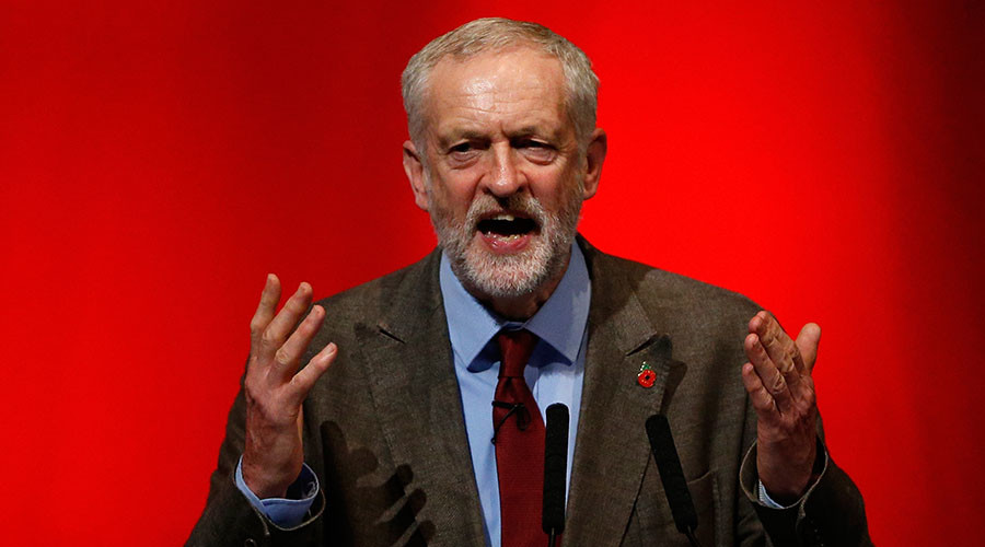 Corbyn attacks New Labour's 'light touch' financial regulation